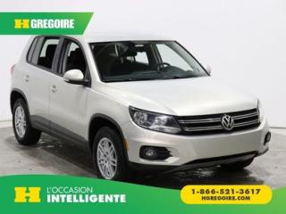 Used 2012 Volkswagen Tiguan TRENDLINE A/C GR for sale in St-Léonard, QC