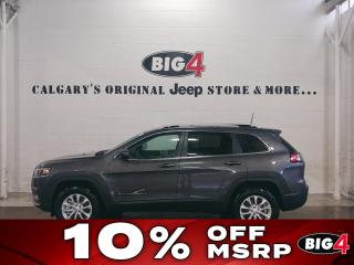 New 2019 Jeep Cherokee NORTH 4X4 for sale in Calgary, AB