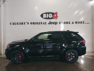 New 2019 Jeep Grand Cherokee SRT 4x4 for sale in Calgary, AB