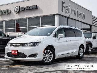 Used 2018 Chrysler Pacifica Touring-L Plus   CO-CAR   Leather   Back-UP CAM for sale in Burlington, ON