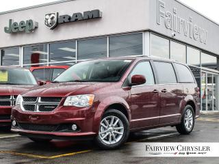 New 2019 Dodge Grand Caravan SXT Premium Plus for sale in Burlington, ON