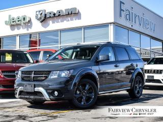 Used 2018 Dodge Journey Crossroad AWD   7-Pass   NAV   DVD for sale in Burlington, ON