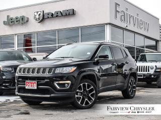 Used 2018 Jeep Compass Limited   Sold BY Dave Thank YOU!!!! for sale in Burlington, ON