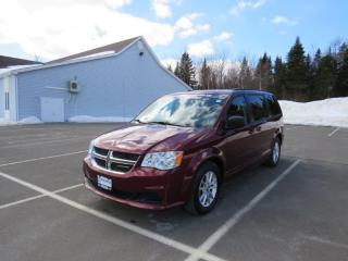 Used 2017 Dodge Grand Caravan SXT for sale in Fredericton, NB