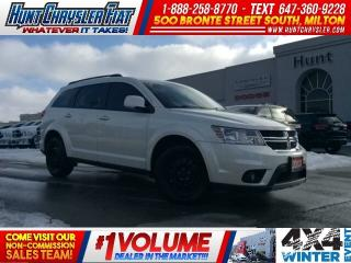 Used 2013 Dodge Journey SXT | V6 | DVD | RMT STRT & MORE!!! for sale in Milton, ON