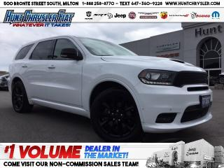 Used 2018 Dodge Durango RT | BLACKTOP | HEMI | TECH PACKAGE & MORE!!! for sale in Milton, ON