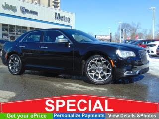 Used 2018 Chrysler 300 C - V8 Hemi - Fully Loaded for sale in Ottawa, ON