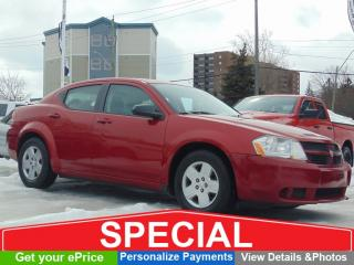 Used 2009 Dodge Avenger SE for sale in Ottawa, ON