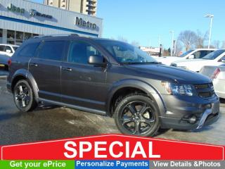 Used 2018 Dodge Journey Crossroad - 7 Seater for sale in Ottawa, ON