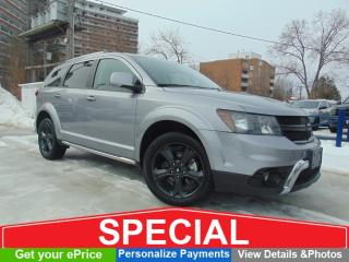 Used 2018 Dodge Journey Crossroad - Fully Loaded - AWD for sale in Ottawa, ON