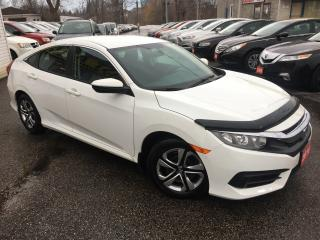 Used 2016 Honda Civic LX/ AUTO/ POWER GROUP/ BLUETOOTH/ LOADED! for sale in Scarborough, ON