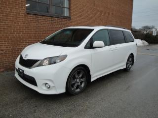 Used 2011 Toyota Sienna SE for sale in Oakville, ON