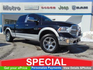 Used 2014 RAM 1500 Laramie Loaded & Mint for sale in Ottawa, ON