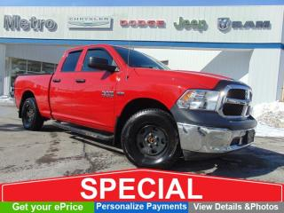 Used 2014 RAM 1500 ST - Rare Deal for sale in Ottawa, ON