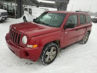 Used 2008 Jeep Patriot SPORT for sale in Bracebridge, ON