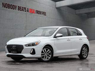 Used 2018 Hyundai Elantra GT GL*New Tires*Carplay NAV*Htd Wheel*Ultra Clean for sale in Mississauga, ON