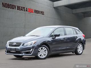 Used 2015 Subaru Impreza 2.0i Touring Pkg* for sale in Mississauga, ON
