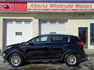Used 2013 Kia Sportage SX for sale in Edmonton, AB