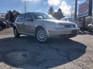 Used 2003 Volkswagen Golf GLS for sale in Surrey, BC