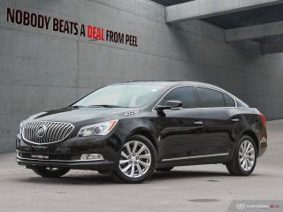 Used 2016 Buick LaCrosse Leather*Carplay Nav*Rem Start*Camera*Executive for sale in Mississauga, ON