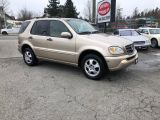 Photo of Bronze 2002 Mercedes-Benz ML 320
