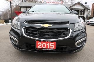 Used 2015 Chevrolet Cruze 1LT ACCIDENT FREE for sale in Brampton, ON