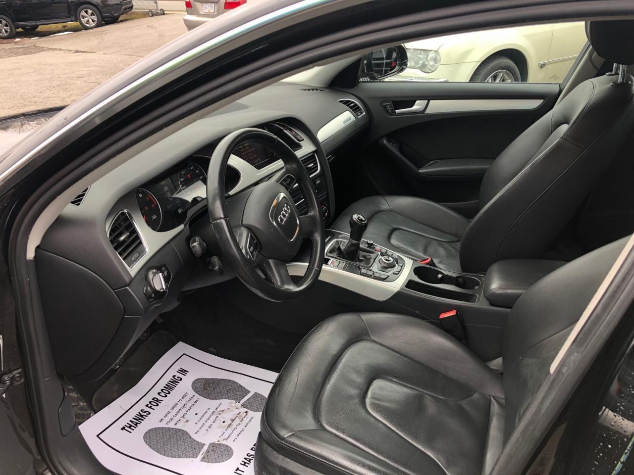2010 Audi A4 QUATTRO SPORT