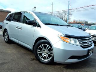 Used 2013 Honda Odyssey EX | POWER DOORS | BACK UP CAM | 8PASS | ONE OWNER for sale in Kitchener, ON