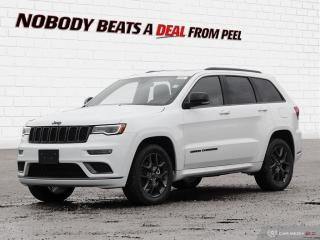 New 2019 Jeep Grand Cherokee Limited X for sale in Mississauga, ON