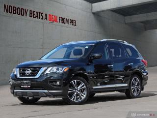 Used 2017 Nissan Pathfinder Platinum*Leather*7pass*Sunroof*NAV*Executive for sale in Mississauga, ON