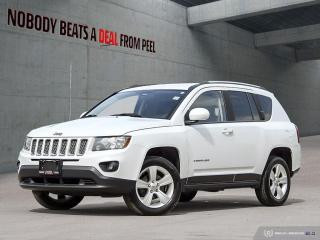 Used 2015 Jeep Compass North*4WD*NO Accidents*Ultra Clean for sale in Mississauga, ON