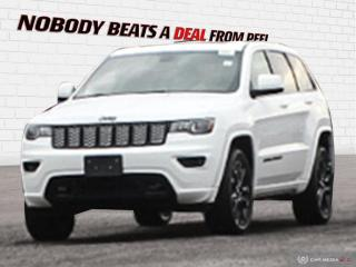 New 2019 Jeep Grand Cherokee Altitude for sale in Mississauga, ON