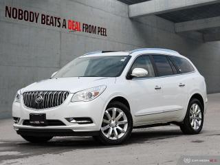 Used 2016 Buick Enclave Premium*Every Option*Fresh Brakes*Mint for sale in Mississauga, ON