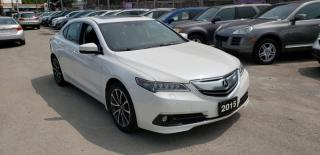 Used 2015 Acura TLX Sh-Awd V6 Elite for sale in Toronto, ON