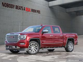 Used 2017 GMC Sierra 1500 Denali*Fresh AT Tires*NO Accidents*Executive for sale in Mississauga, ON