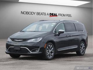 Used 2019 Chrysler Pacifica Limited for sale in Mississauga, ON