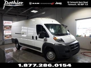 Used 2018 RAM 2500 ProMaster LWB EXT 159'| 3 PASSENGER | REAR CAMERA | for sale in Falmouth, NS
