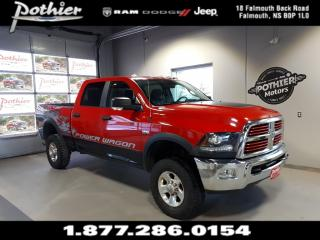 Used 2016 RAM 2500 Power Wagon | 8.4 TOUCHSCREEN | SUNROOF | BOX CAM for sale in Falmouth, NS