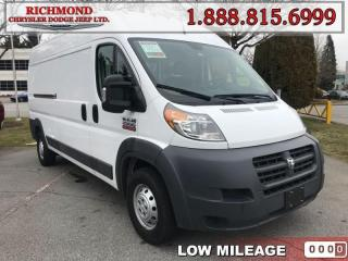 Used 2014 RAM 2500 ProMaster High Roof for sale in Richmond, BC
