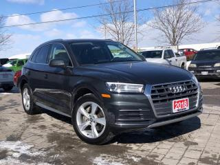 Used 2018 Audi Q5 2.0T Progressiv for sale in Mississauga, ON