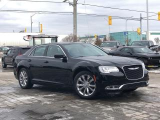 Used 2018 Chrysler 300 Touring *AWD*Leather for sale in Mississauga, ON