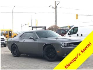 Used 2012 Dodge Challenger SXT**Leather**NAV**Sunroof** for sale in Mississauga, ON