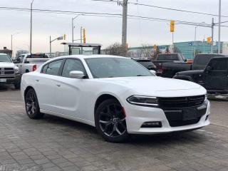 Used 2016 Dodge Charger SXT*Heated Seats*Navi*Sunroof for sale in Mississauga, ON
