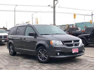 Used 2017 Dodge Grand Caravan PREMIUM PLUS for sale in Mississauga, ON