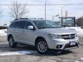 Used 2014 Dodge Journey SXT for sale in Mississauga, ON