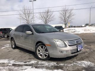Used 2007 Ford Fusion SEL 3.0L V6 for sale in Mississauga, ON