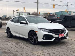 Used 2017 Honda Civic Sport w/Honda Sensing for sale in Mississauga, ON