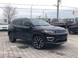 Used 2018 Jeep Compass LTD*4X4 for sale in Mississauga, ON