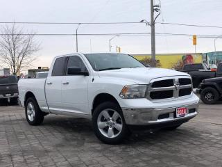 Used 2014 RAM 1500 SLT*4X4 for sale in Mississauga, ON