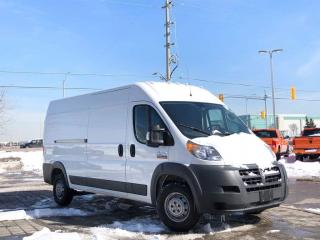 Used 2018 RAM ProMaster High Roof for sale in Mississauga, ON